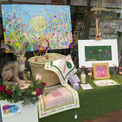 Creative Mash Ups - Kent based Artist Working mainly in Papier Mache & Felt Events